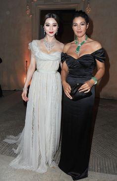 "Fan Bingbing Photos - ""Sortilege de Cartier"" Collection Launch In Rome - Arrivals - Zimbio"