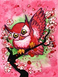 pretty owl :)