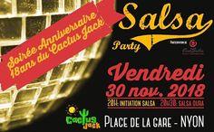 Next Friday - Salsa Party