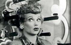 I love Lucy... literally
