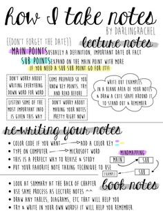 Great suggestions for connecting with content through quality notes and study techniques. Sharing with my middle school kids!