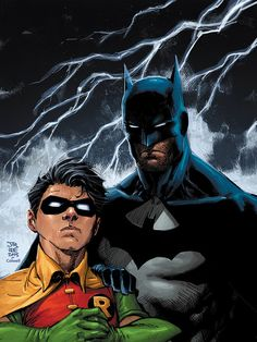Batman and Robin by JeremyColwell on DeviantArt