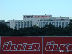 Swissotel - the Bosphorus, next to Beşiktaş Stadium, Istanbul, Turkey.