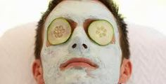 Acne face masks for men