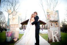Eclectic Spring Wedding in Brookshire, Texas designed and coordinated by Kat Creech Events and photographed by Steve Lee Photography.