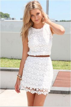 Daisy Chain Shift Dress, would love for summer