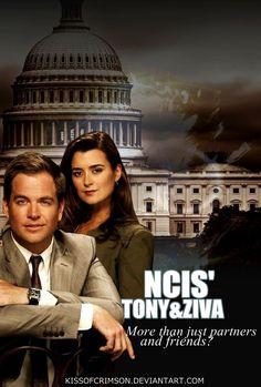 NCIS' Tony and Ziva