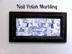 11 Gorgeous Ways To Use Old Nail Polish As Home Decor