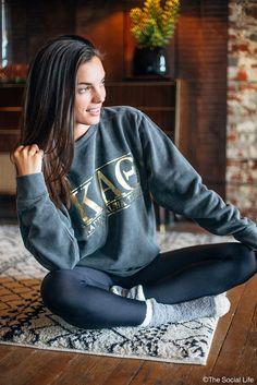 KAO Crew Neck Sweater