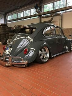 Volkswagen – One Stop Classic Car News & Tips Auto Volkswagen, Volkswagen Bus, Vw Camper, Kombi Pick Up, Vw Super Beetle, Beetle Bug, Supercars, Kdf Wagen, Vw Classic
