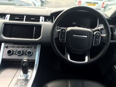 The Range Rover Sport #carleasing deal | One of the many cars and vans available to lease from www.carlease.uk.com