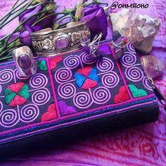 Violet, Amethyst, Purple Delights  ॐ www.ohmboho.com ॐ