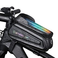 Bicycle Front Touch Screen Phone Case Bag, Best shopping experience, new products added everyday. For best shopping experience visit us, trainedtools.com Watch Mobile Phone, Cycling Bag, Bicycle Bag, Bicycle Tools, Frame Bag, Bicycle Accessories, Phone Holder, Bag Storage, Just For You