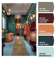 0fd8e3c66ea Paint colors from Chip It! by Sherwin-Williams Copper Sinks