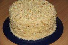 Торт со сгущенкой на сковороде | Самые вкусные кулинарные рецепты