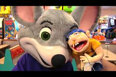 Jeffy : OH MY GOD MICKEY MOUSE  Chucke : -_- I'm not Mickey Mouse
