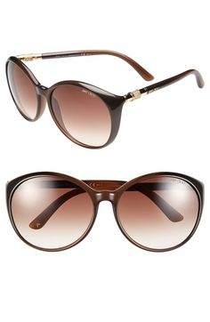 Jimmy Choo 'Marine' 59mm Sunglasses available at #Nordstrom