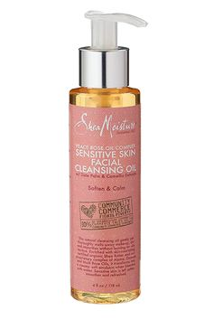 Peace Rose Oil Complex Sensitive Skin Facial Cleansing Oil - unfortunately, I tried this one and it is NOT sensitive.  Burning eyes and breakouts :( not good!