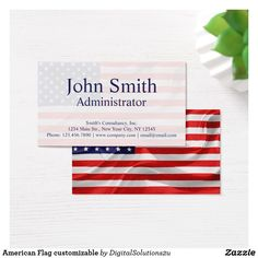 Parking note for bad drivers bad parking business cards american flag customizable business card reheart Gallery