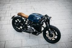 BMW R80 (ROA #16) by ROA Motorcycles.