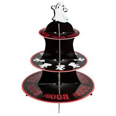 Halloween stand to showcase your cupcakes. Darth Vader, Cupcakes, Halloween, Christmas, Yule, Xmas, Cupcake, Christmas Movies, Cupcake Cakes