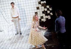 """""""Wichrowe wzgórza""""  Emily Brontë w reżyserii Kuby Kowalskiego http://teatrstudio.pl/spektakle/30,wichrowe-wzg%C3%B3rza/"""