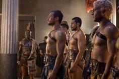 Spartacus & Varro