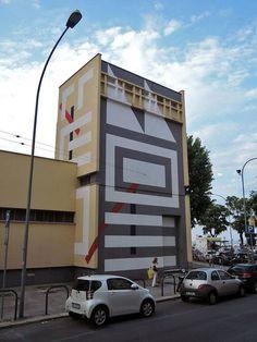 Eltono Fresh Flaneurs - Street Art in Italy