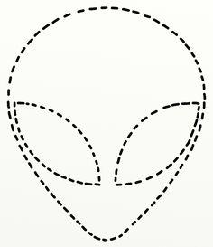 Alien Outline