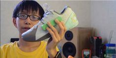 Teens Create Gadget Charger Shoes