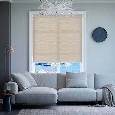 Buy Roller Blinds Online from Half Price Blinds Outdoor Shutters, Diy Shutters, Outdoor Blinds, Sheer Blinds, Sheer Curtains, Blinds For Sale, Types Of Blinds, Blinds Online, Made To Measure Blinds