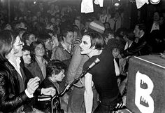January 17th 1977 The Damned, The Boys and Eater play the Roxy Club