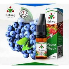E-Liquido DEKANG Blueberry 10 ml