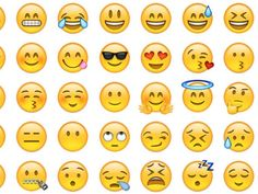 The 10 Most Popular Emoji On Twitter For 2015 & What They Mean | Bustle