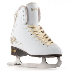 Shop for Sfr Skates Glitra Ice Skates, Unisex Children, White/(white), 6 Uk Eu). Starting from Choose from the 2 best options & compare live & historic sporting good prices. Skate 4, Leg Bones, Ice Skating, Timberland Boots, Converse Chuck Taylor, High Top Sneakers, Unisex, Stuff To Buy, Ebay