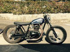 Kawasaki motorcycle 250TR