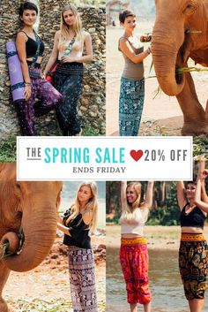Clothing, jewelry & accessories from around the globe. Bohemian Lifestyle, Bohemian Style, Shades Of Yellow, Red And Blue, Holiday Fashion, Holiday Style, Womens Denim Overalls, Purple Elephant, Elephant Pants