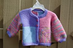 Ravelry: Project Gallery for Rambling Rows Jacket pattern by Pat Penney and Carol Anderson