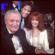 John Anniston, Shawn Christian & The beautiful Suzanne Rogers