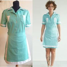 Fingers crossed but I'm hoping you'll love this: Twin Peaks Double R Diner Waitress Cosplay Dress http://theabsurdlodge.com/products/twin-peaks-double-r-diner-waitress-cosplay-dress?utm_campaign=crowdfire&utm_content=crowdfire&utm_medium=social&utm_source=pinterest