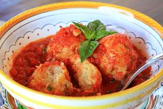 """Bread and Cheese """"Meatballs"""""""