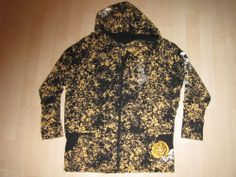 Woman's AUTHENTIC Baby Phat YELLOW ROSE Full Zip Jacket Size 1X VERY NICE!!! #BabyPhat #BasicJacket