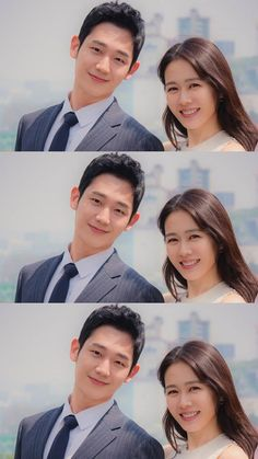 Something in the rain Son Ye Jin Jung Hae In Cute couple 💓💓 Korean Drama Stars, Korean Drama Movies, Movie Couples, Cute Couples, Asian Actors, Korean Actors, Age Of Youth, Jung In, Moonlight Drawn By Clouds