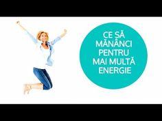 CE SĂ MĂNÂNCI PENTRU MAI MULTĂ ENERGIE - sfaturi pentru sănătate Mai, Fitness, Youtube, Youtubers, Youtube Movies