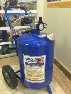 نگهداری تایر OKO Puncture Free Tyre Sealant