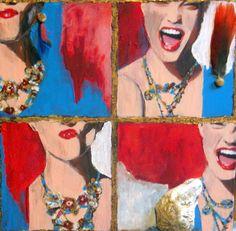 Collage gemaakt door Lisette Schouten