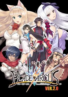 「BLADE ARCUS from Sh...