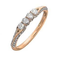 Carat (ctw) Gold Round Diamond Ladies Anniversary Wedding Band Stackable Ring * Engagement Rings And Wedding Bands Yellow Diamond Rings, Diamond Promise Rings, Diamond Anniversary Rings, Diamond Wedding Rings, Diamond Engagement Rings, Gold Band Ring, Gold Rings, Princess Cut Engagement Rings, Womens Wedding Bands