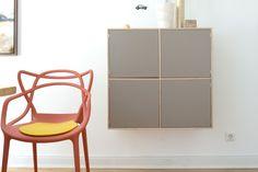 10 besten h ngeregale bilder auf pinterest stauraum. Black Bedroom Furniture Sets. Home Design Ideas