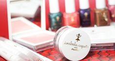 Esta já a segunda coleção de maquiagem da estilista Isabela Capeto em parceria com a Panvel.